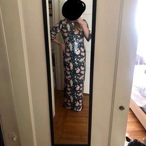 Holiday dress! Rachel Zoe - Garden Sequin Caftan